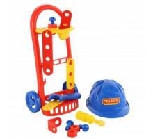 Детский игровой набор Механик (14 элементов) (в сеточке) арт. 69825. Полесье