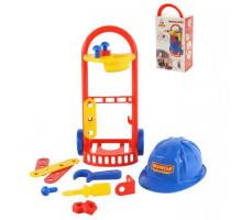 Детский игровой набор Механик (14 элементов) (в коробке) арт. 69818. Полесье