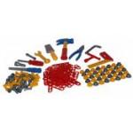 Детский игровой набор инструментов №6 (132 элемента) (в пакете) арт. 47205. Полесье