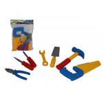 Игровой набор инструментов №7 (7 элементов) (в пакете) арт. 53701. Полесье