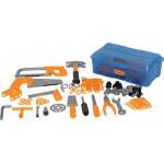 Детский игровой набор инструментов №9 (156 элементов) (в контейнере) арт. 54982. Полесье