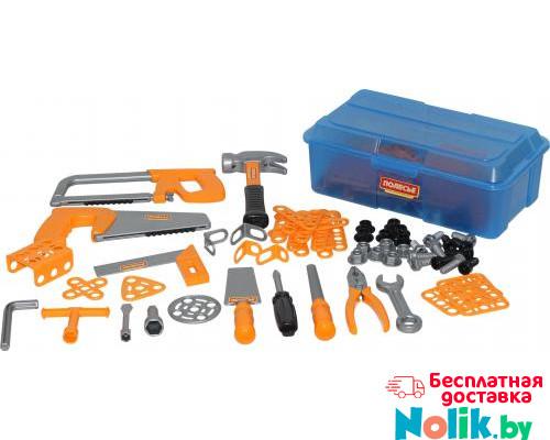 Детский игровой набор инструментов №9 (156 элементов) (в контейнере) арт. 54982. Полесье в Минске