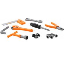 Игровой набор инструментов №12 (17 элементов) (в пакете) арт. 59277. Полесье