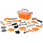 Детский игровой набор инструментов №15 (57 элементов) (в контейнере) арт. 59307. Полесье