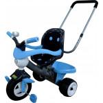 """Велосипед 3-х колёсный """"Амиго №3"""" с ограждением, клаксоном, ручкой и мягким сиденьем арт. 46833. Полесье"""