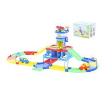 """Аэропорт """"Play City"""" с дорогой (в коробке) арт. 40404. Полесье"""