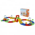 Детская игрушка гоночный трек №2 (в коробке) арт. 37589. Полесье