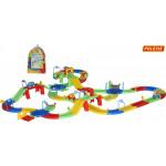 Детский гоночный трек №4 (в пакете) арт. 40206. Полесье