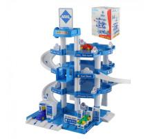 """Детская парковка  """"ARAL"""" 4-уровневый (в коробке) арт. 37879. Полесье"""