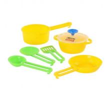 Набор детской посуды  Поварёнок №1  арт. 40688. Полесье