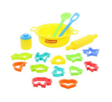 Игровой набор посуды для выпечки №2 (18 элементов) арт. 62253. Полесье