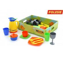 Набор детской посуды  Праздничный  (в коробке) арт. 40800. Полесье