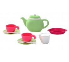 Набор детской посуды на 2 персоны (10 элементов) (в сеточке) арт. 61362. Полесье