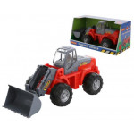 Игрушка Полесье трактор-погрузчик (в коробке) арт. 9661