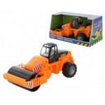 Детская игрушка Полесье дорожный каток (в коробке) арт. 9685