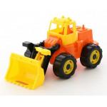 Игрушка Полесье трактор-погрузчик Геракл арт. 22370