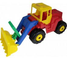 Детская игрушка Полесье трактор-погрузчик Батыр арт. 41821