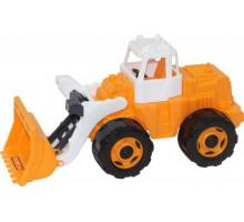 Детский трактор-погрузчик Вулкан арт. 52254. Полесье