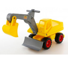 Детская игрушка Полесье Мега-экскаватор колёсный арт. 38050