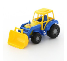 Детский трактор-погрузчик Полесье Мастер арт. 35301