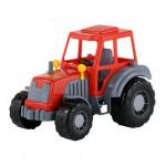 Детская игрушка трактор Алтай арт. 35325. Полесье