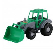 Детская игрушка Полесье Алтай трактор-погрузчик арт. 35387