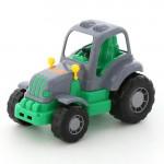 Игрушка трактор Крепыш арт. 44778. Полесье