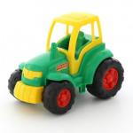 Детская игрушка Чемпион трактор (в сеточке) арт. 6683. Полесье