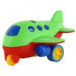 Детская игрушка  самолётик с инерционным механизмом арт. 52612. Полесье