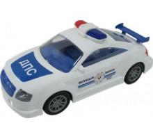 Детская игрушка автомобиль инерционный ДПС Минск арт. 37077. Полесье
