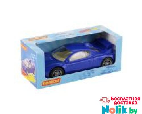 Детская игрушка автомобиль инерционный (в коробке) Молния арт. 65995. Полесье в Минске