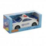 Детская игрушка автомобиль инерционный (в коробке) ДПС Минск арт. 66046. Полесье