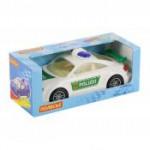 Детская игрушка автомобиль инерционный (в коробке) POLIZEI арт. 66152. Полесье