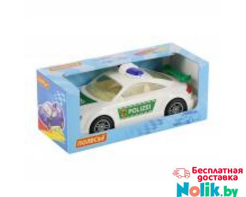 Детская игрушка автомобиль инерционный (в коробке) POLIZEI арт. 66152. Полесье в Минске