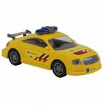 Детская машинка скорая помощь инерционный (NL) (в пакете) арт. 71293. Полесье