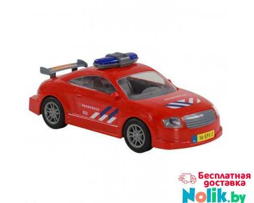 Автомобиль Полесье пожарная инерционный (NL) (в пакете) арт. 71286 в Минске