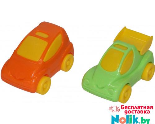 Детская игрушка автомобиль + набор автомобилей Беби Кар №1 (2 шт) (в пакете) арт. 56115. Полесье в Минске