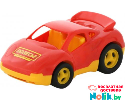 Детская игрушка автомобиль гоночный Вираж арт. 35127. Полесье в Минске