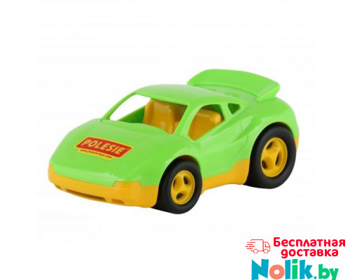 Детская игрушка автомобиль гоночный (в пакете) Вираж арт. 35417. Полесье в Минске
