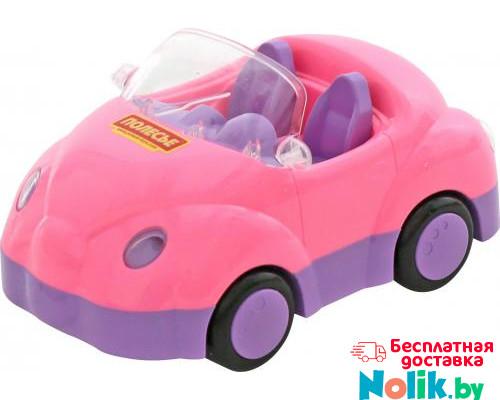 Детская игрушка автомобиль для девочек Улыбка арт. 4816. Полесье в Минске
