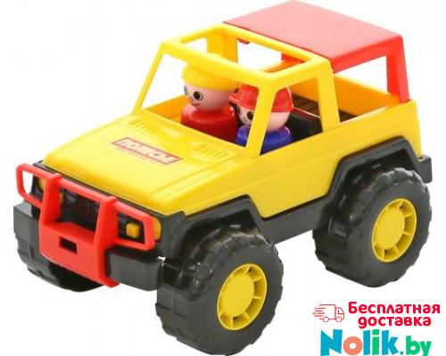 Детская игрушка автомобиль джип Вояж арт. 36636. Полесье в Минске