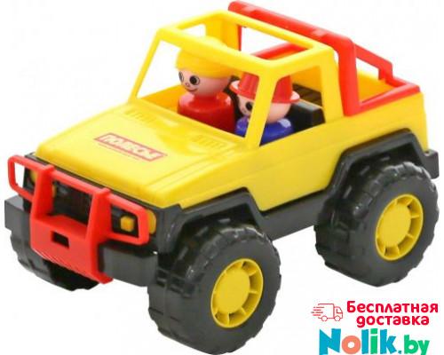 Детская игрушка автомобиль джип Сафари арт. 36643. Полесье в Минске