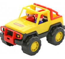 Детская игрушка автомобиль джип Сафари арт. 36643. Полесье