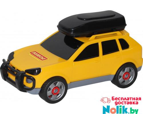 Детская игрушка автомобиль легковой (в сеточке) арт. 53671. Полесье в Минске