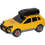 Детская игрушка автомобиль легковой (в сеточке) арт. 53671. Полесье