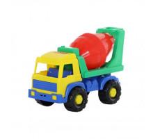 Детская игрушка автомобиль-бетоновоз Panther арт. 41746. Полесье