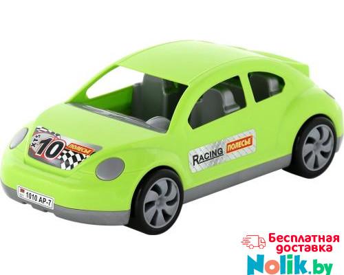 Детская игрушка автомобиль Меркурий гоночный (РБ) арт. 61492. Полесье в Минске