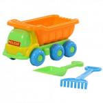 Детская игрушка автомобиль + набор  №546 арт. 57051. Полесье
