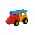 Детская игрушка автомобиль пожарный Антошка арт. 4724. Полесье