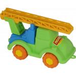 Детский автомобиль пожарный Борька арт. 4762. Полесье